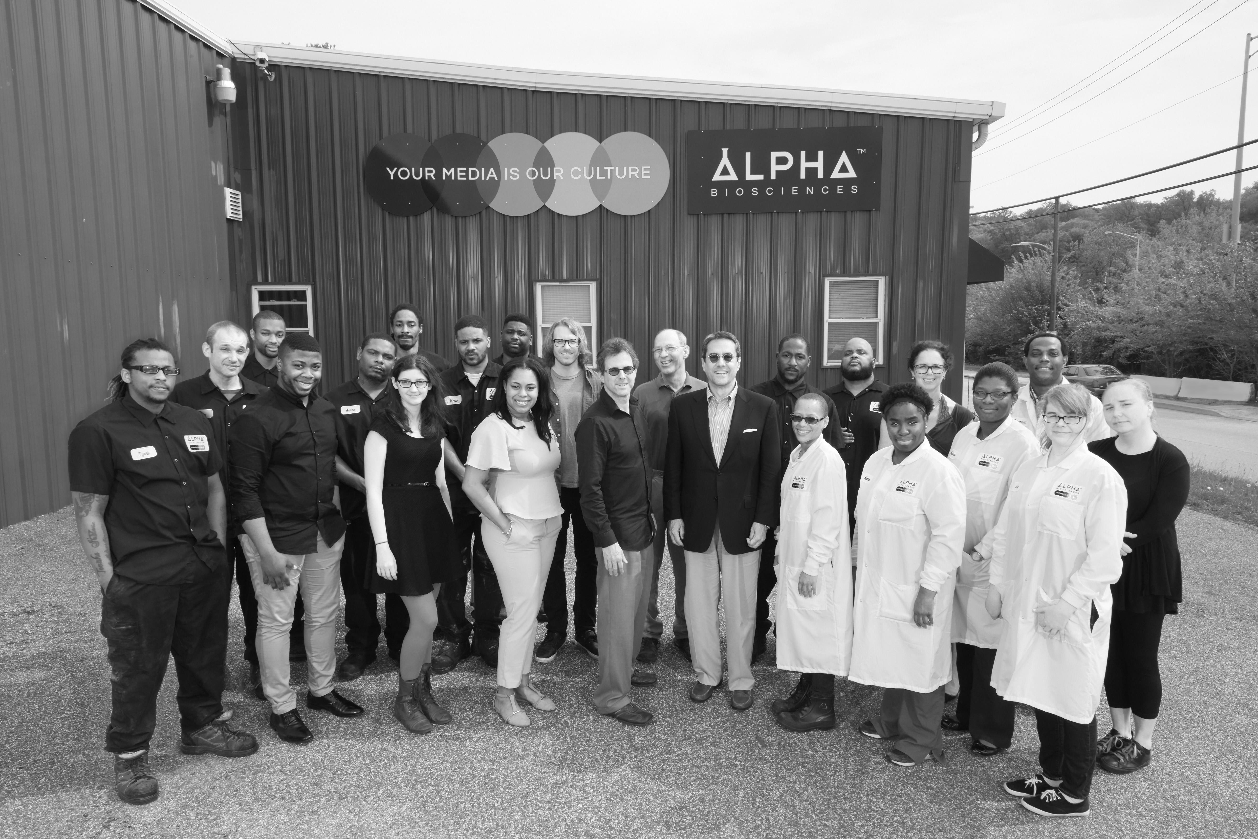 Alpha Biosciences Employees